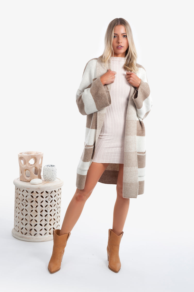 Talulah Knit Coat - Islandlace