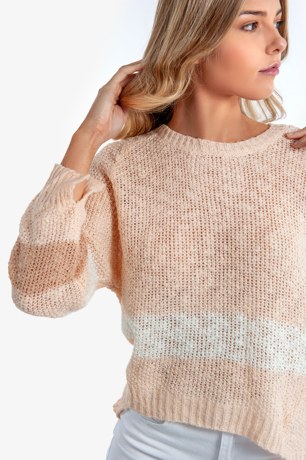 Oakley Knit Jumper - Islandlace