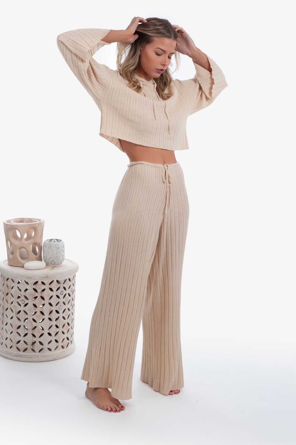 Baha Top & Pants Set