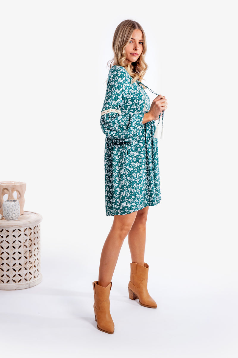 Averie Mini Dress - Islandlace