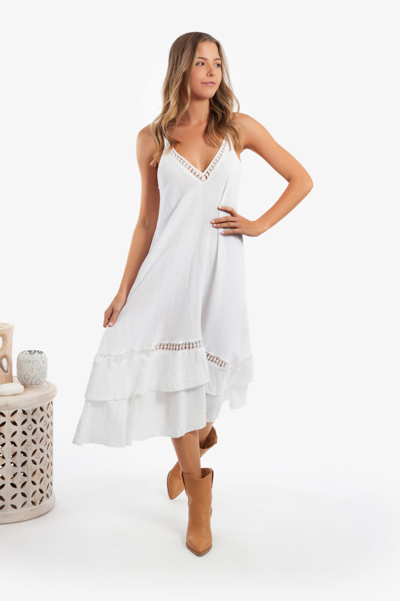 Madeline Dress - Valley - Islandlace