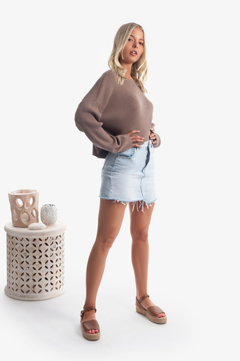 Cece Knit Top