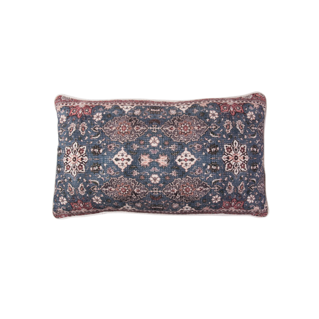 Shiraz Cotton Canvas Cushion - 30cm x 50cm - Islandlace