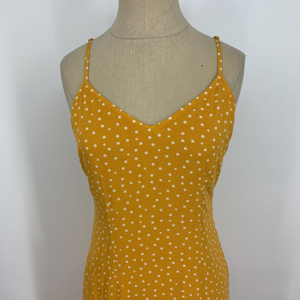 Abercrombie Polka Dot Tank Dress