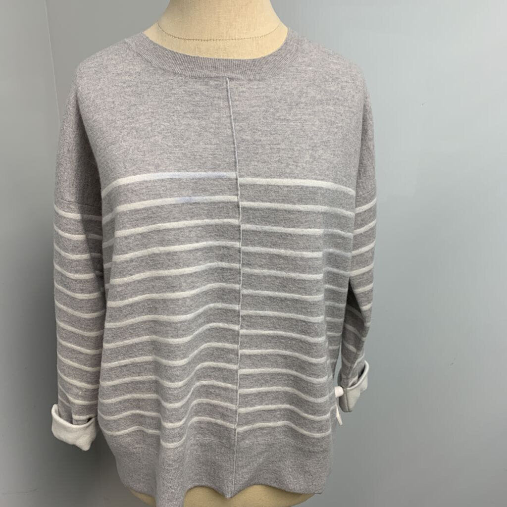 Vince Stripe Sweater