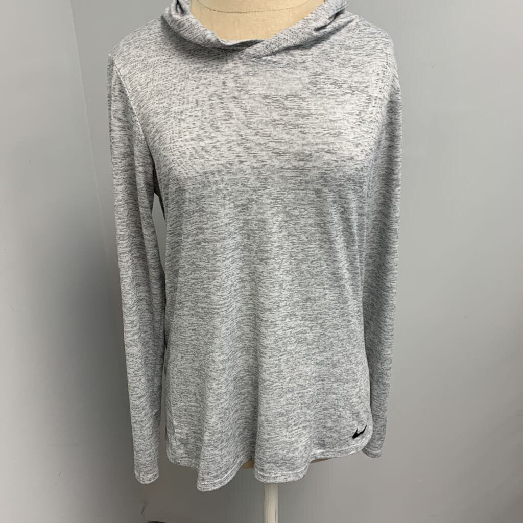 Nike L/s Hooded Shirt