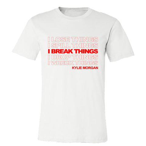 The Break Things Tee