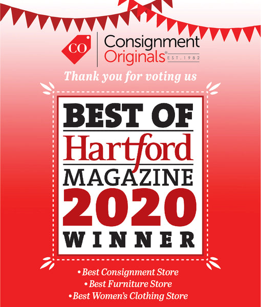 Best of Hartford Magazine 2020 Winner