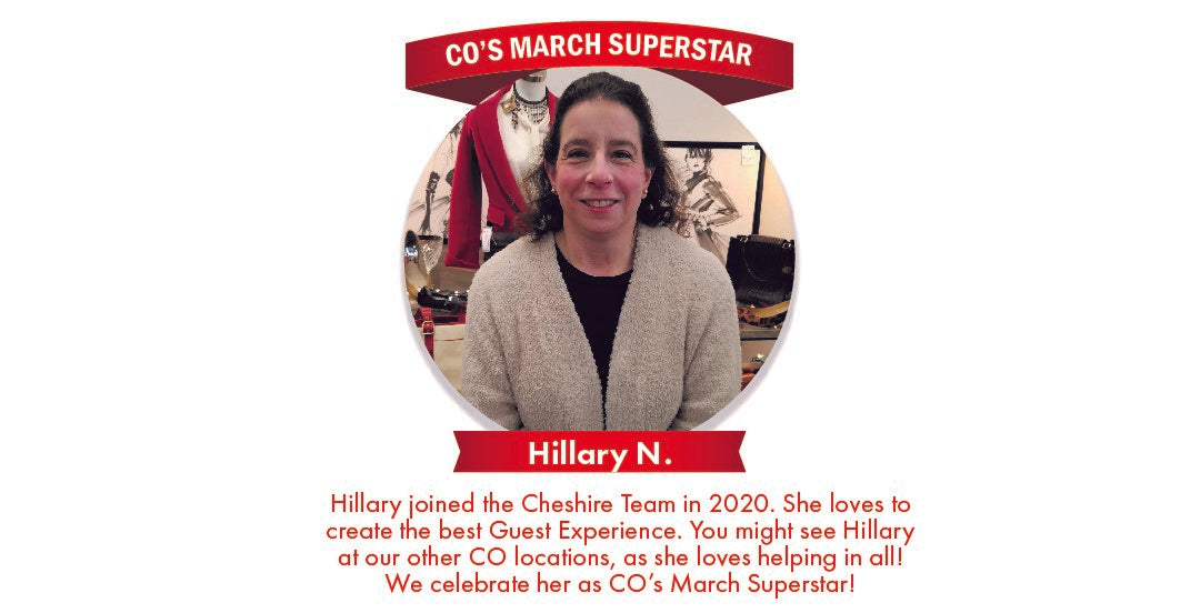 CO's March Superstar