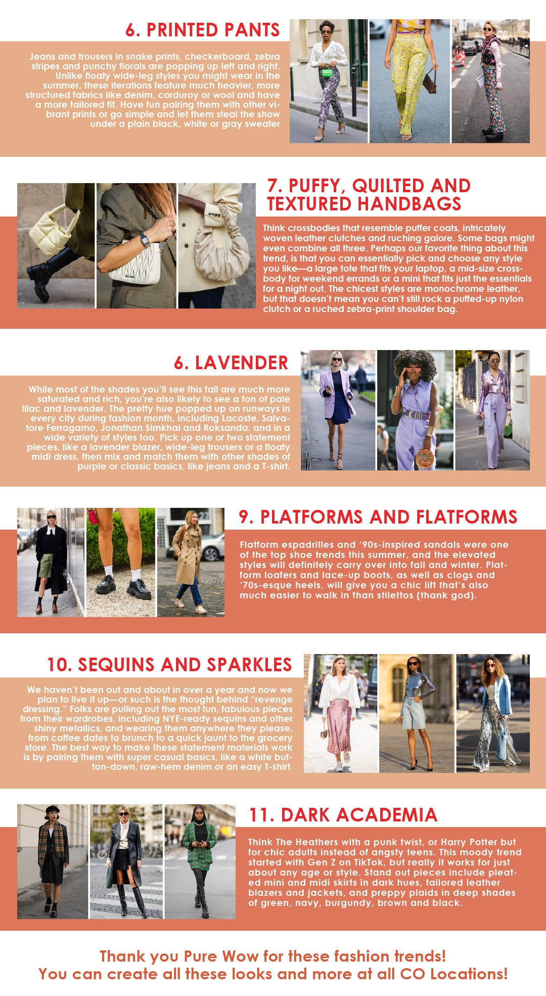 11 Fall Fashion Trends Continued