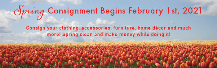 Spring Consignment