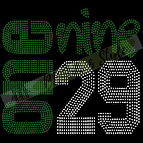 One Nine 29 Bling Tee