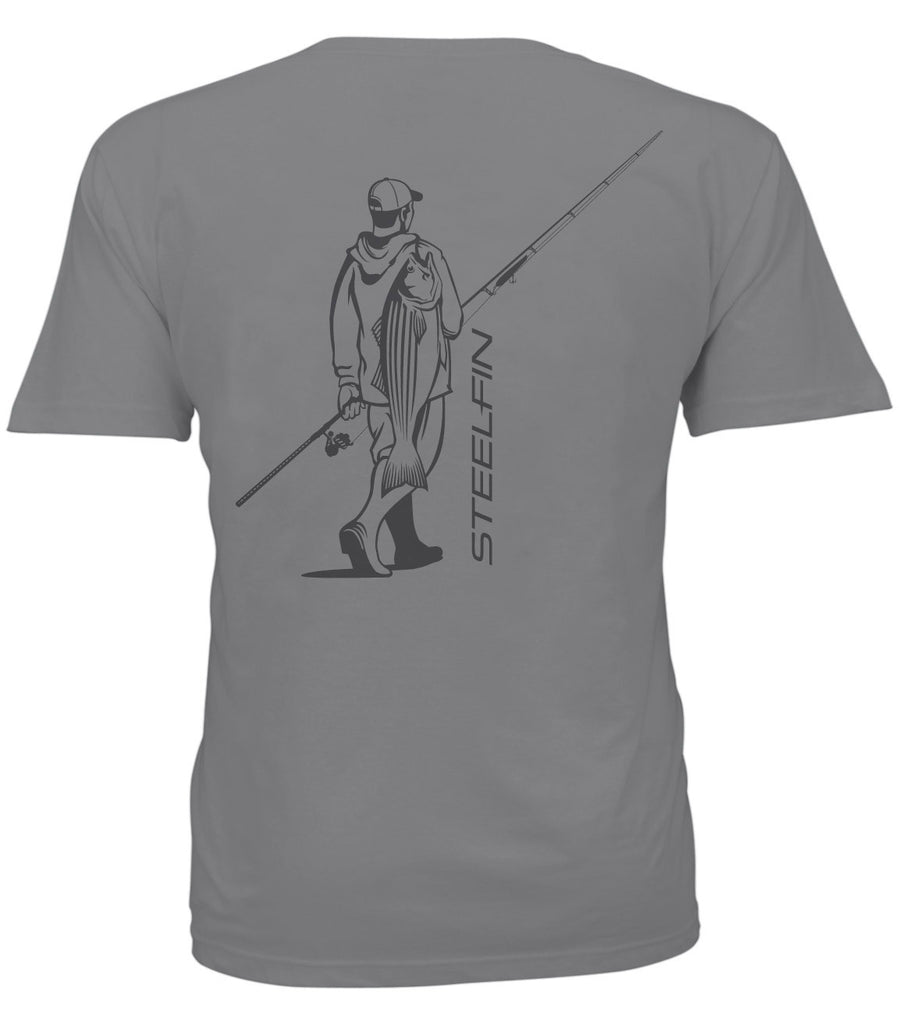 Cow Hunter Short Sleeve Tee – Noreast Gray