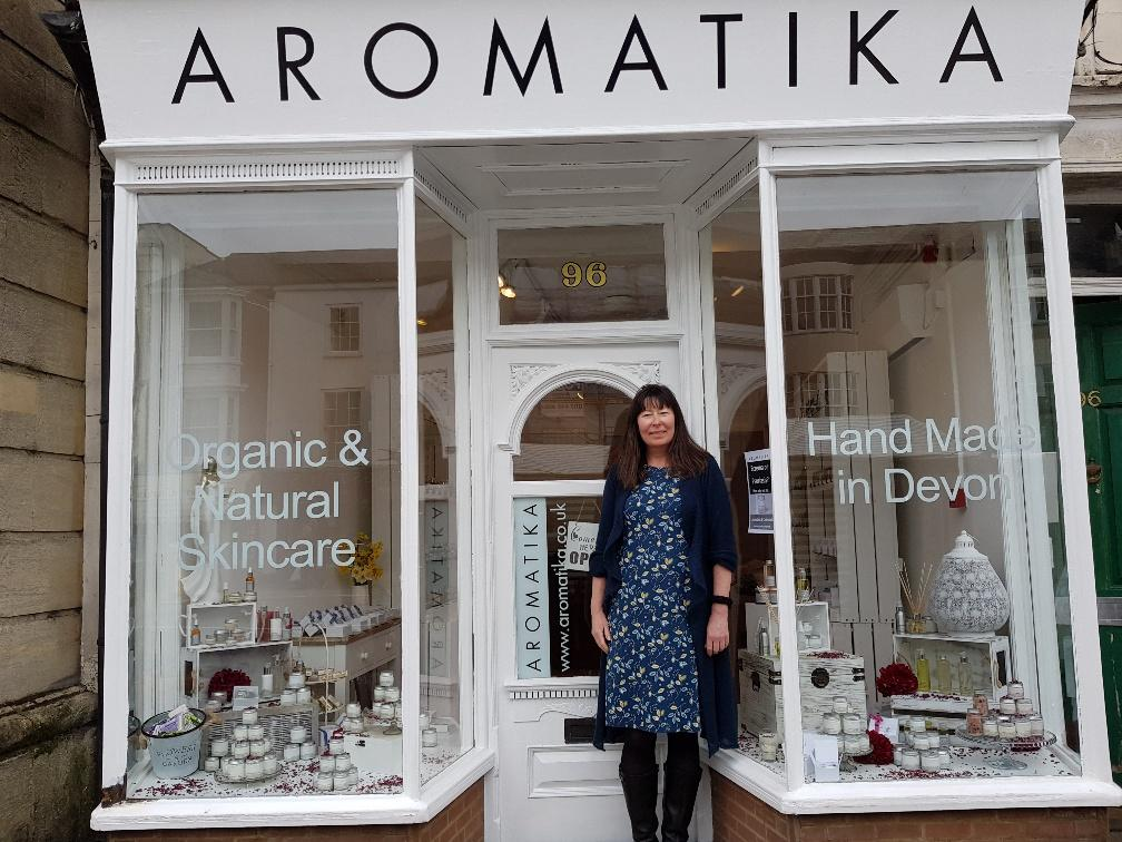 Aromatika comes to Honiton - New Shop Opens!