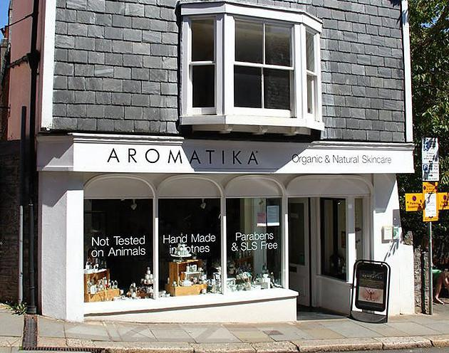 Two new part time vacancies at Aromatika Totnes