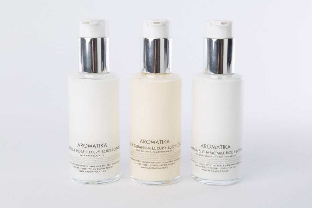 Luxury Body Lotions are Extra Nourishing & Currently 20% Off!