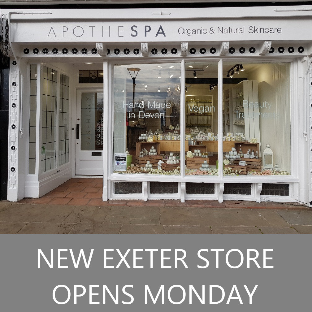 New Exeter Apothespa Store Opening on Monday!⁠