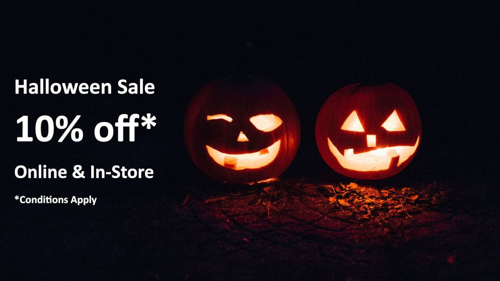 10% Off* Halloween Special - Aromatika & Devon Soap online and instore*