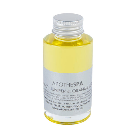 Bergamot, Juniper and Orange Body Oil