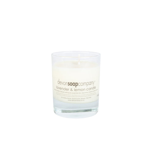 Candles - Lavender  & Lemon Small Candle