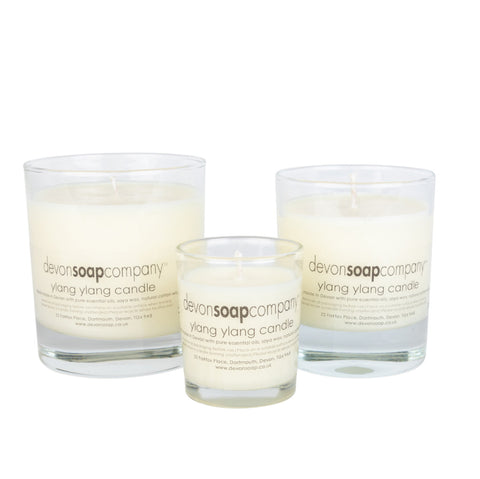 Candles - Ylang Ylang Small Candle