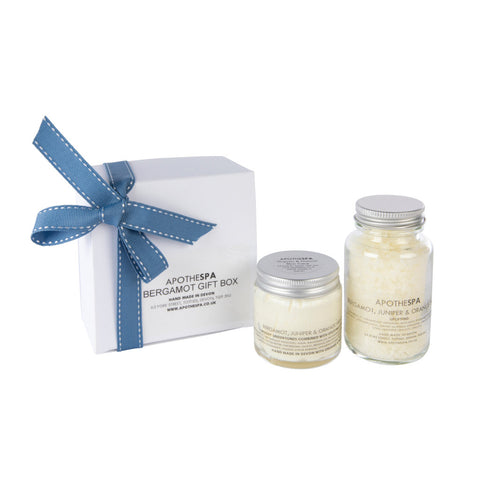 Bergamot, Juniper & Orange Gift Box