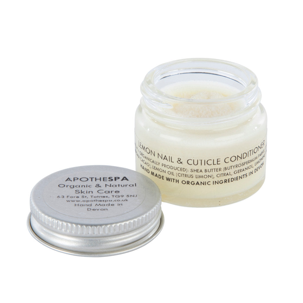 Lemon Nail & Cuticle Conditioner