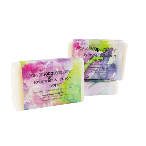 Lavender & Lemon Soap