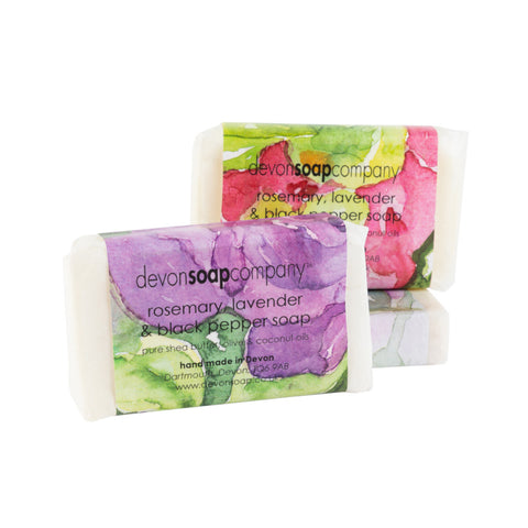 Rosemary, Lavender, Black Pepper Soap