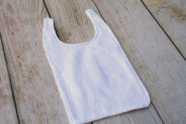 Birds Long Bib