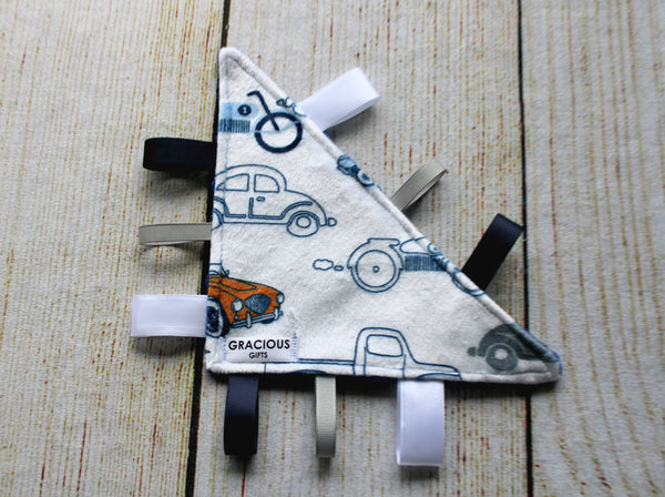 Classic Cars Triangle Crinkle