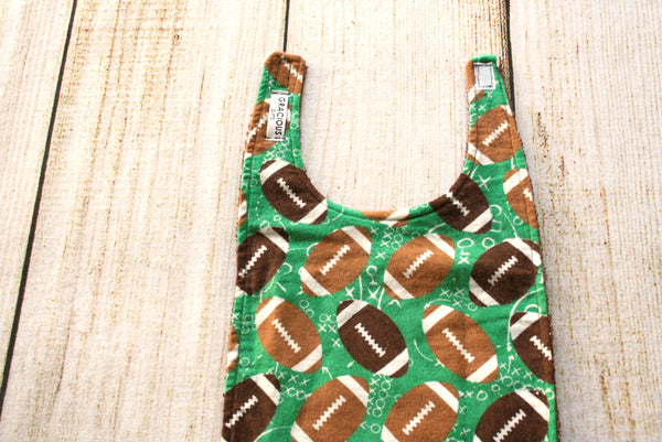 Football Long Bib