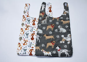 Long Bib Set - Dogs