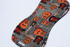 Burp Cloth - Guitar