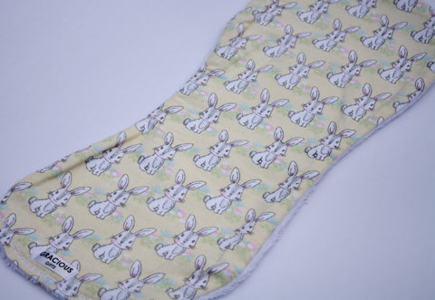 Burp Cloth - Rabbit