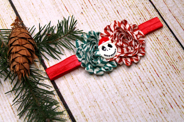 The Nightmare Before Christmas Headband 0-3 Months