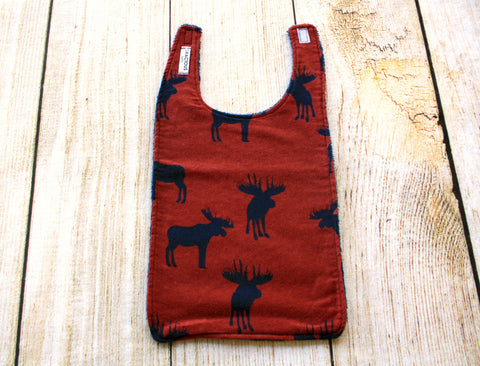 Moose Long Bib