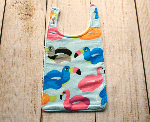 Pool Floaties Long Bib