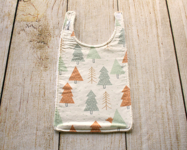 Trees Long Bib