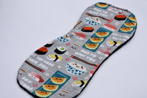 Burp Cloth - Sushi
