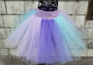 Light Purple/Lavender/Aqua Tutu