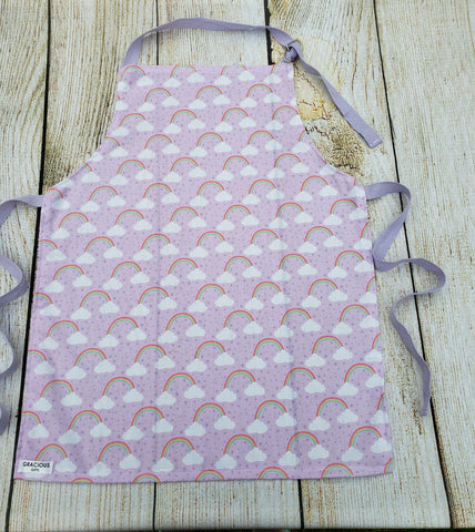 Little Helper Apron - Rainbow