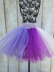 Purple/Lavender/White Tutu