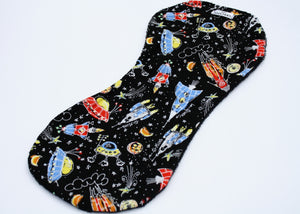 Burp Cloth - Space