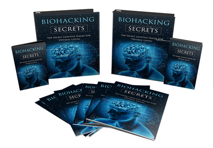 Biohacking Secrets Video Upgrade ,In This Video Guide You Will Learn What Optimal Living Is All About And How You Can Make Changes To Your Life To Exploit Its Full Potential