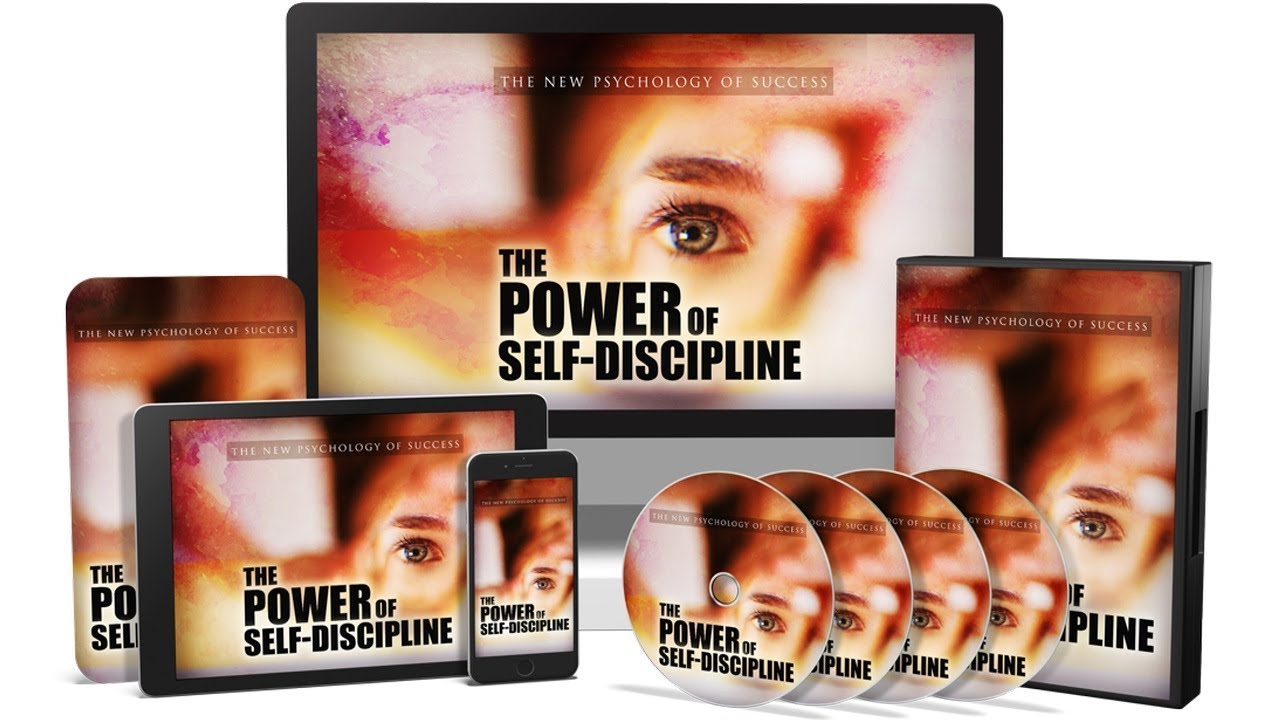 The Power Of Self-Discipline Video Upgrade, Self-Discipline Is Not A Neat Little Trait That We Can Choose To Have