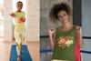 Great Design With Sportswear, Leggings With A Summer Fruit Theme. Instant Download!
