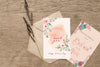 Mothers Day Cards Template Set includes 5 great designs for greeting cards,