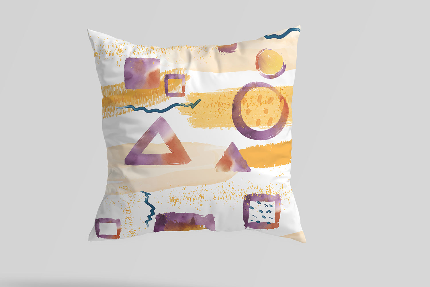 Geometric Pillow Covers, Throw Pillow Cases, Sofa Car Cushion Cover Home Decor-Bedding