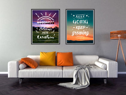 Happiness & Inspiring Quote Canvas Paintings , Canvas Designs, Painting Canvas Designs, Art Designs, Art Quotes, Printable Art